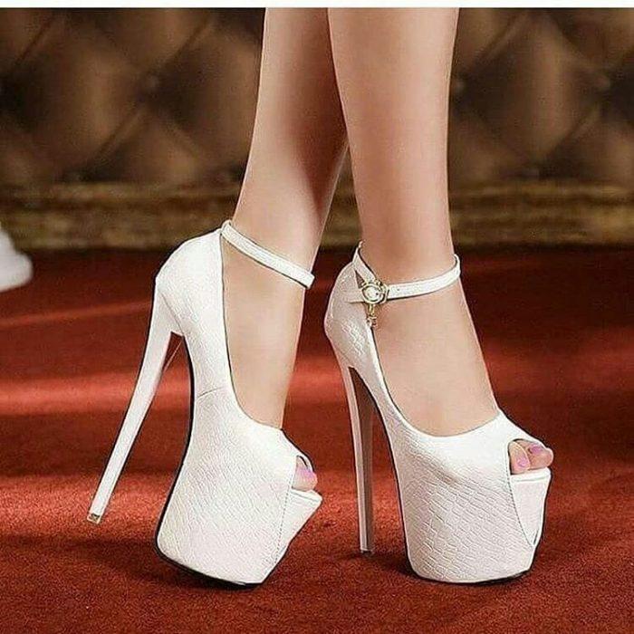 pantofi platforma inalti